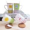 Förderndes kundenspezifisches Firmenzeichen gedruckte keramische 11oz Kaffeetasse