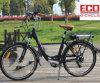 女性およびリチウム電池の電気自転車のための都市バイク