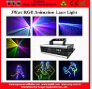 3W RGB Animation Stage Laser Light