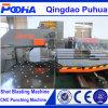 Máquina de perfuração redonda simples do furo do CNC de Qingdao Amada