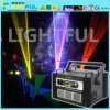 luce laser del laser Stage Lighting Club Night di 6W RGB