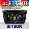 DVD-плеер автомобиля KIA Sorento с A8 микросхем S100 (W2-C224)