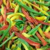 Vegetais misturados congelados IQF da pimenta