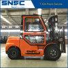 De Diesel van Snsc de Vorkheftruck van 3 Ton met Cabine aan de Verkoop van Rusland