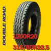 LKW-Gummireifen 12.00r20, aller Stahlradial-LKW-Reifen