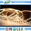 tira impermeable Bendable de la luz blanca 2835 frescos LED de 5m m