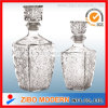 Bottles di vetro 500ml 1000ml Glass Wine Bottle Liquor Bottle