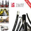 SAE 100r9 Hydraulic Rubber Hydraulic Hose pour Variable Applications