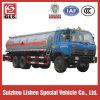 De Vrachtwagen van de Brandstof van Dongfeng van het Voertuig van de Olietanker LHD 180HP