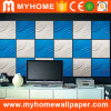 Carta da parati del comitato di parete del PVC 3D di prezzi all'ingrosso di Guangzhou per la cucina