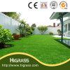 Alfombra sintetizada verde de la hierba del PPE de la decoración casera para el lugar del ocio