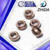 China-Goldlieferant Puder-Metallurgie-der gesinterten Eisen-Buchse