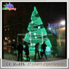Indicatore luminoso di via decorativo dell'albero LED di motivo dell'indicatore luminoso 3D di natale
