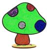 Brinquedos educacionais do presente DIY dos miúdos de Borad da pintura da lama da pérola