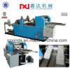 Máquina de papel de dobramento de gravação automática da fabricação do lenço