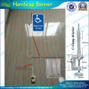 Wheelchair Banner Flag (M-NF15P07006)를 위한 OEM Flags