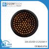 Indicatore luminoso giallo del segnale stradale di pollice LED del modulo 8 della sfera per il rimontaggio