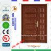 Puerta acorazada de madera de acero de la puerta/MDF (BN-AMB102Z)