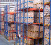 Cremalheira seletiva industrial da pálete do armazenamento do armazém