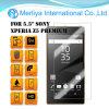 De mobiele Telefoon Aangemaakte Beschermers van het Scherm van het Glas voor Sony Z5