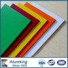 Los paneles compuestos de aluminio del material de construcción