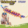 Pädagogisches Plastic Toys DIY 3D Pirate Ship Puzzle