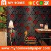 Décoration à la maison 3D Wallcovering avec le PVC imperméable à l'eau