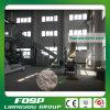 Linha de Processamento de Pelotização para Fabricação de Pelotização de Biocombustíveis