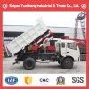 Sitom 4X2 Dumper Price/6t Tipper Truck для Sale