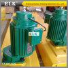 Elche 0.6kw Crane Geared Motor für Ende Truck Motor-6poles