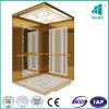 Elevatore dell'acciaio inossidabile dello specchio con luminoso