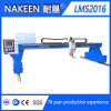 Tagliatrice d'acciaio del plasma di profilo di CNC del cavalletto