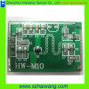 Módulo barato do detetor do sensor de movimento da micrôonda Hw-M10 para a iluminação do diodo emissor de luz