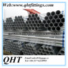 Q195 ERWによって溶接される前電流を通された鋼鉄塀の管および管