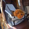 De nylon Waterdichte In te ademen Producten van de Reis van het Kussen van de Auto van het Huisdier van het Puppy van de Hond van de Kat van de Zak van de Reis van de Auto