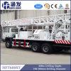 Piattaforme di produzione montate camion del pozzo d'acqua per lo studio geologico (HFT600ST)