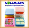 Cassetto del cubo di ghiaccio del silicone del bambino assegni dei nove & dei quattro assegni osso