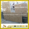 Fabricated Laminate Kashmir Gold Granite Countertop for Kitchen