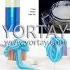 Blanquear y aclarar el pigmento de Pearlecent de la crema dental de los dientes