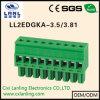 Connettore Pluggable dei blocchetti terminali Ll2edgka-3.5/3.81
