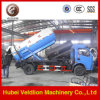 Dongfeng 7 Ton Vacuum Sewage Suction Truck (weilongポンプ)
