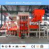 機械を作るフルオートマチックの焼き付け自由なブロックを舗装するQt6-15セメントConcerte