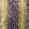 El gradiente coloreó telas del sofá de Velevt de la pila del corte