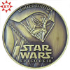Moive Star Metal Coin con Antique Bronze