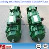 Motor van de Reeks van Pz de Gebruikte Lopende Elektrische Hijstoestel