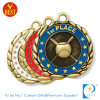 Изготовленный на заказ сплав цинка логоса влияния 3D умирает медаль бросания
