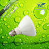 Diodo emissor de luz Flat PAR Light de GU10 B22 7W 15W 7*10W