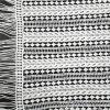 衣服のAccoriesの方法かぎ針編みの刺繍ファブリックレース