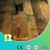 Geprägter Eichen-V-Grooved lamellenförmig angeordneter Fußboden des Haushalts-12.3mm E1 HDF AC4