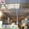 Estructura de acero del almacén aprobado ajustable del Ce